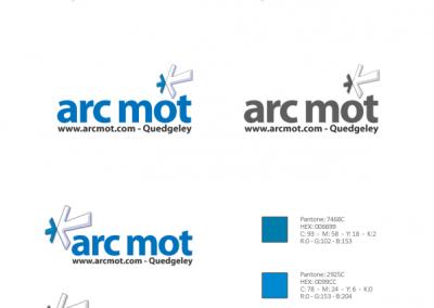 arcmot logo guidelines