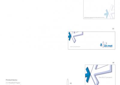 arcmot print options