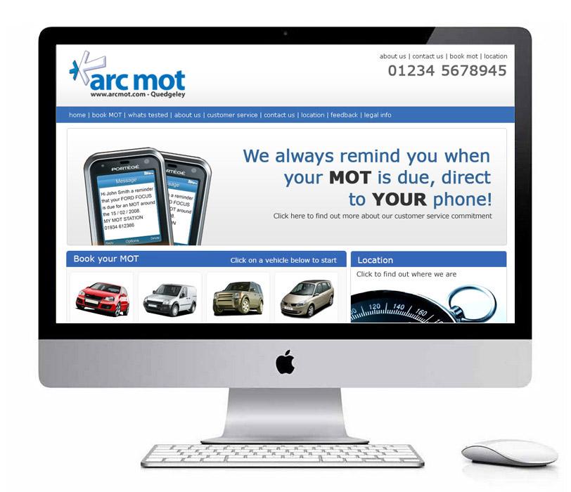 arcmot website